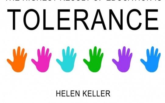 Tolerance within AA